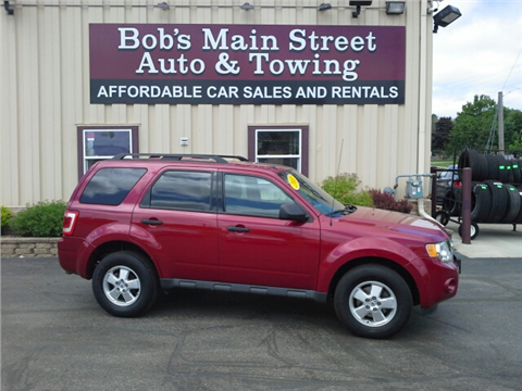 2011 Ford Escape for sale in West Bend, WI