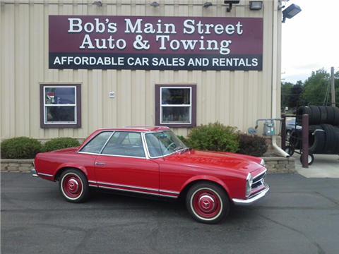 1967 Mercedes-Benz SL-Class for sale in West Bend, WI
