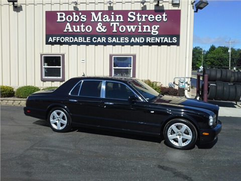 2002 Bentley Arnage for sale in West Bend, WI