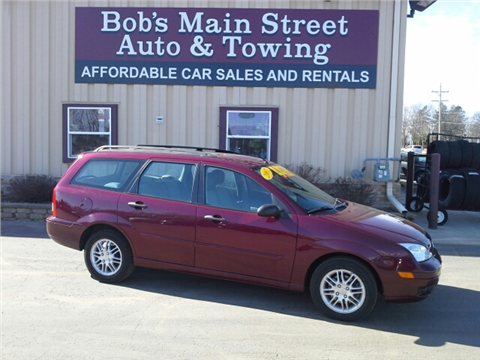 2007 Ford Focus for sale in West Bend, WI