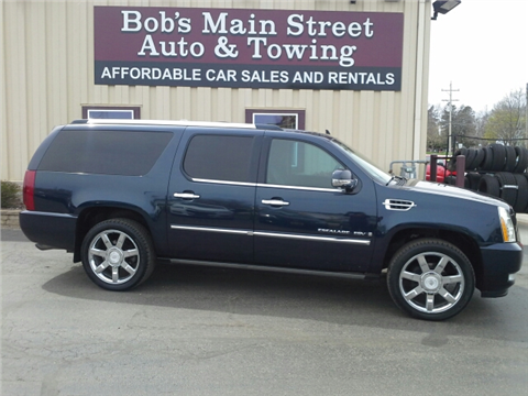 2008 Cadillac Escalade for sale in West Bend, WI