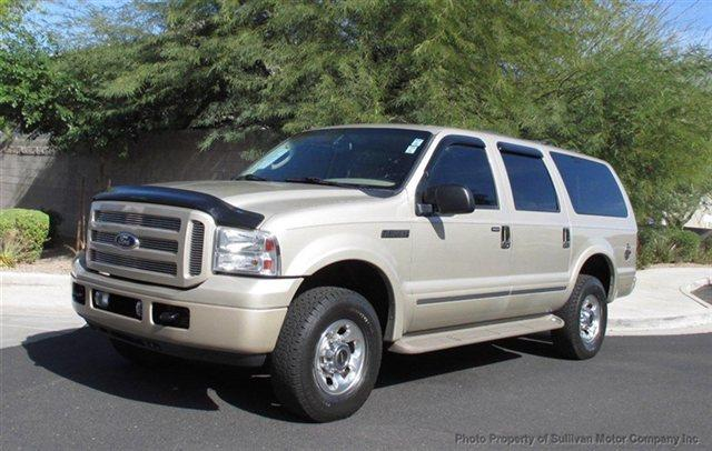 Used 2005 ford excursion for sale for Joshua motors vineland nj inventory