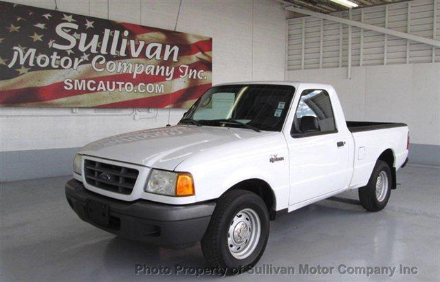 Used 2003 Ford Ranger Xl Truck In Mesa Az At Sullivan