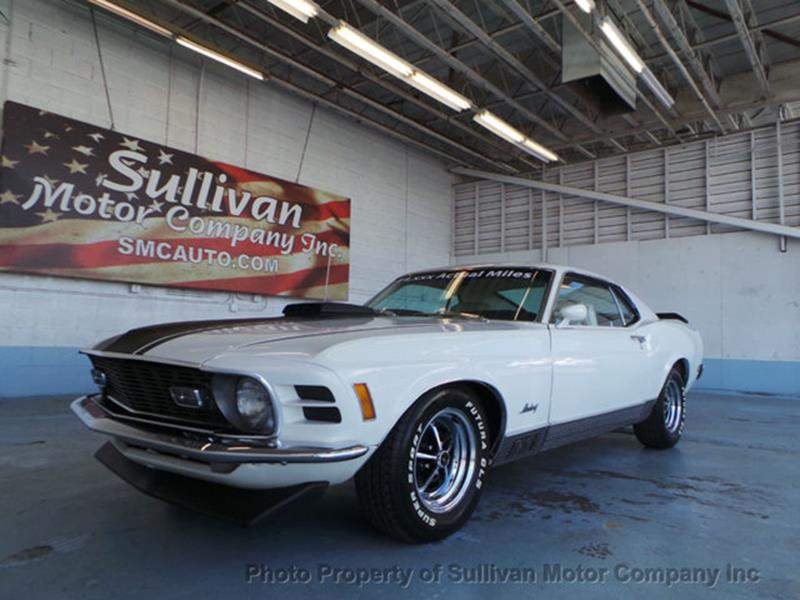 1970 Ford Mustang For Sale in Frankfort, KY - Carsforsale.com