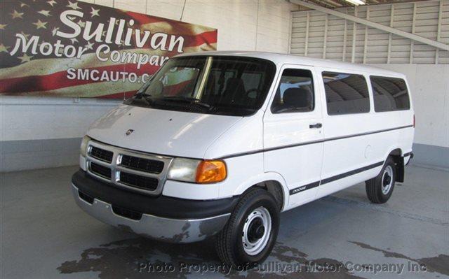 Used 2002 Dodge Ram Wagon 2500 3dr Ext Van In Mesa Az At