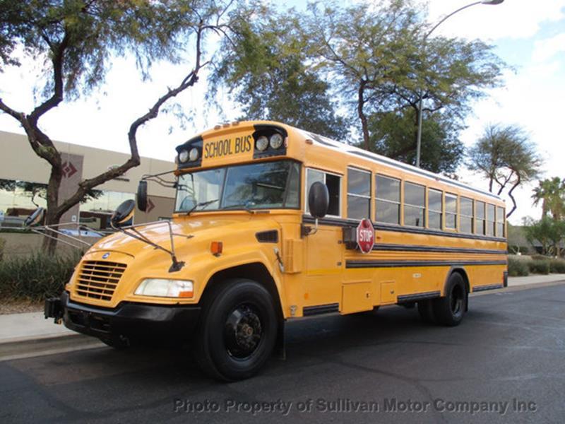 2010 Blue Bird SCHOOL BUS