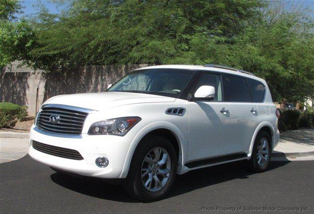 used 2011 infiniti qx56 for sale. Black Bedroom Furniture Sets. Home Design Ideas