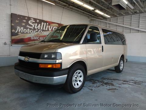 2013 Chevrolet Express Passenger for sale in Mesa, AZ