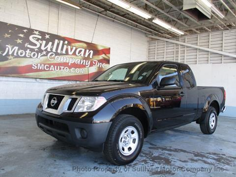 2014 Nissan Frontier for sale in Mesa, AZ