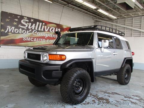 2011 Toyota FJ Cruiser for sale in Mesa, AZ