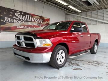 2009 Dodge Ram Pickup 1500 For Sale Arizona