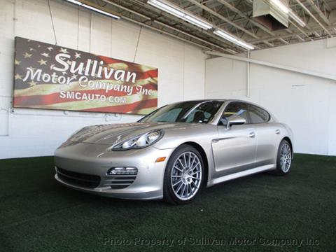 2011 Porsche Panamera for sale in Mesa, AZ