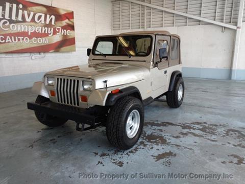 1995 Jeep Wrangler for sale in Mesa, AZ