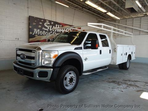 2012 Ford F-450 Super Duty for sale in Mesa, AZ