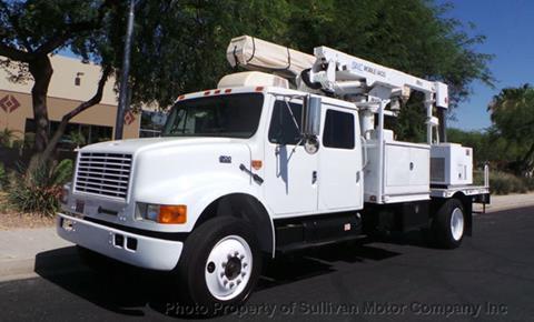 2001 International 470CB Crew Cab for sale in Mesa, AZ
