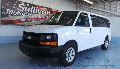 2009 Chevrolet Express Passenger for sale in Mesa, AZ