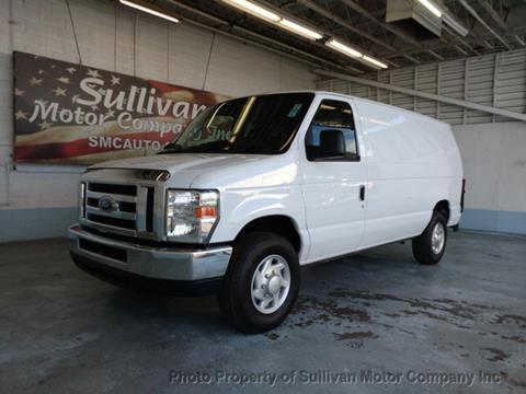2013 Ford E Series Cargo For Sale In Mesa Az