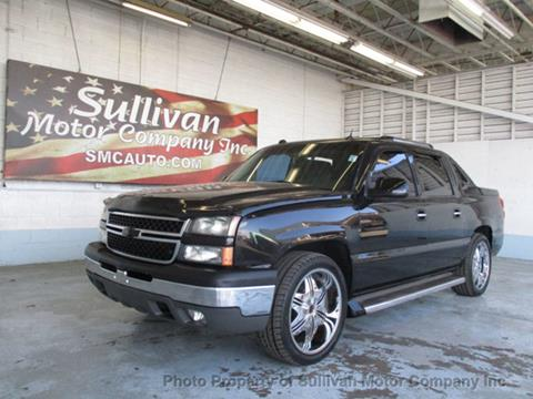 2005 Chevrolet Avalanche For Sale In Arizona