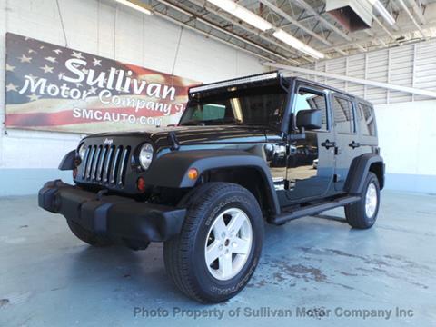 2012 Jeep Wrangler For Sale In Mesa Az