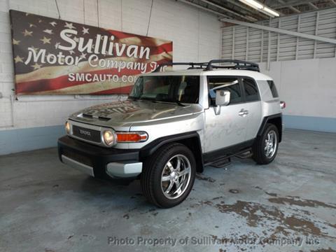 Toyota Fj Cruiser For Sale In Arizona