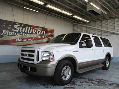 2005 Ford Excursion for sale in Mesa, AZ