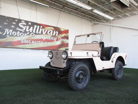 1946 Jeep Willys for sale in Mesa, AZ