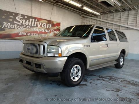 2004 Ford Excursion For Sale