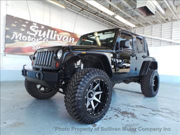 2008 jeep wrangler for sale for Parkway motors used cars panama city fl