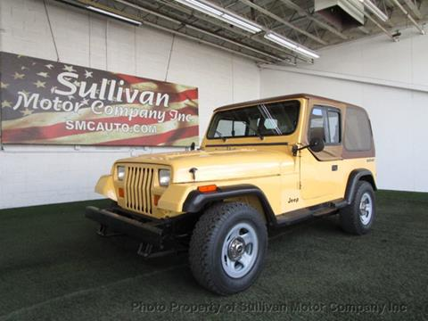 1987 Jeep Wrangler for sale in Mesa, AZ