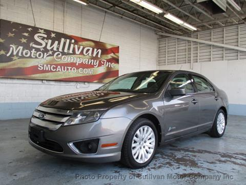2011 Ford Fusion Hybrid for sale in Mesa, AZ