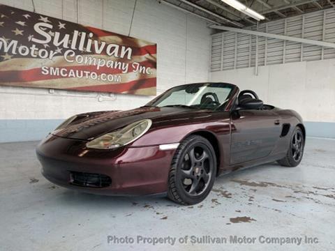 2000 Porsche Boxster for sale in Mesa, AZ