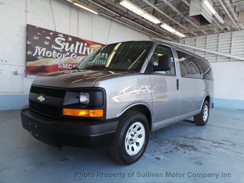 2012 Chevrolet Express Passenger for sale in Mesa, AZ