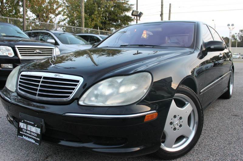 2001 mercedes benz s class s55 amg 4dr sedan in norfolk va for 2001 mercedes benz s55 amg