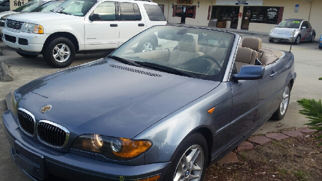 2004 Bmw 3 Series 325Ci 2dr Convertible In Bunnell FL  TINPUSHER