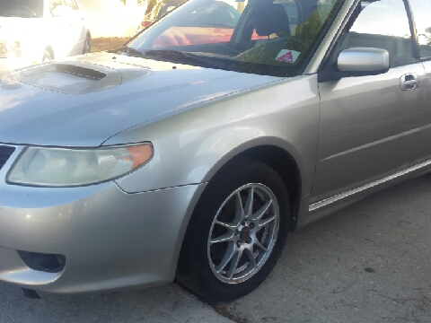 2005 Saab 9-2X for sale in Bunnell, FL