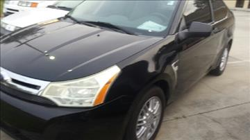 2008 Ford Focus for sale in Bunnell, FL