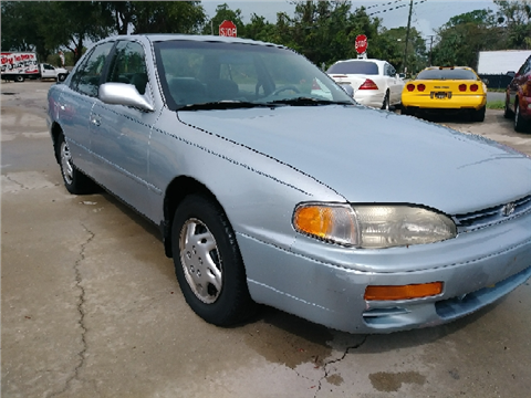 1995 Toyota Camry for sale in Bunnell, FL