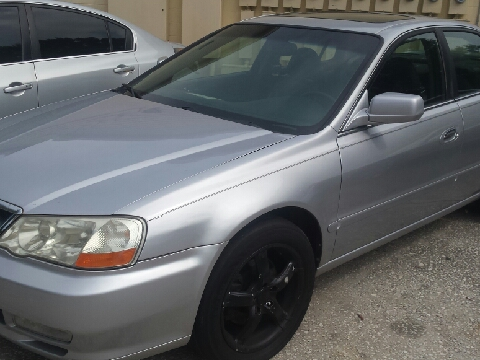 2003 Acura TL for sale in Bunnell, FL