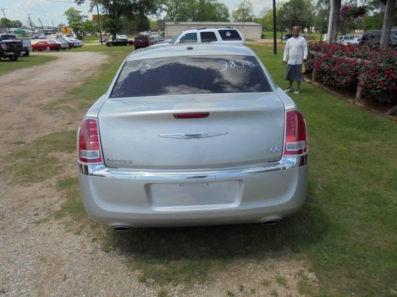 2012 Chrysler 300 Limited 4dr Sedan - Fairfield TX