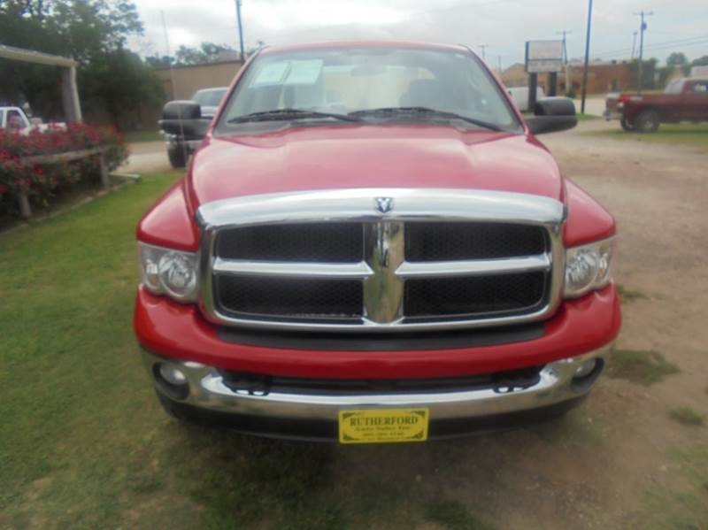 2004 Dodge Ram Pickup 2500 4dr Quad Cab Laramie 4WD SB - Fairfield TX