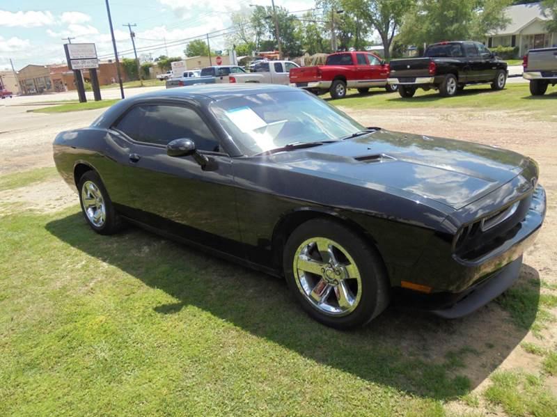 2012 Dodge Challenger SXT Plus 2dr Coupe - Fairfield TX