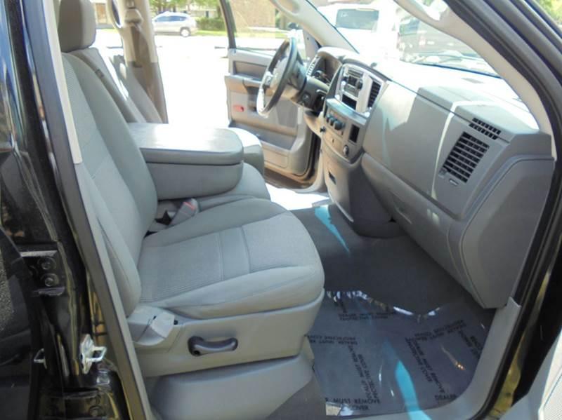 2008 Dodge Ram Pickup 1500 SLT 4dr Quad Cab SB RWD - Fairfield TX