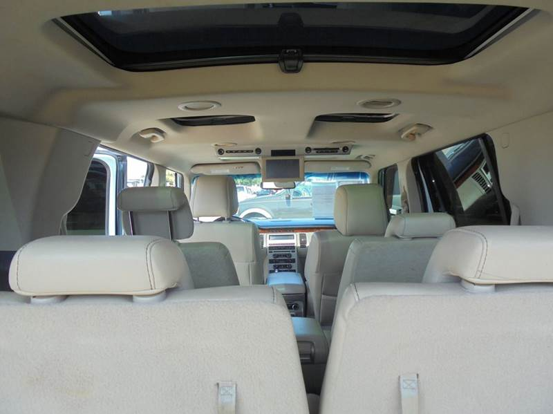 2009 Ford Flex Limited Crossover 4dr - Fairfield TX