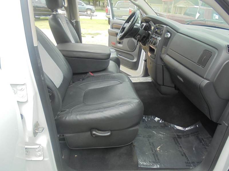 2005 Dodge Ram Pickup 1500 4dr Quad Cab Laramie Rwd SB - Fairfield TX