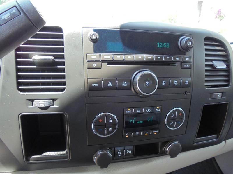 2008 Chevrolet Silverado 1500 2WD LT2 4dr Extended Cab 5.8 ft. SB - Fairfield TX