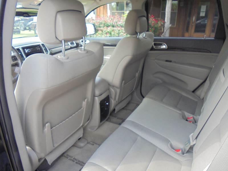 2012 Jeep Grand Cherokee 4x2 Laredo 4dr SUV - Fairfield TX