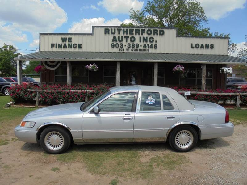 1999 Mercury Grand Marquis LS 4dr Sedan - Fairfield TX