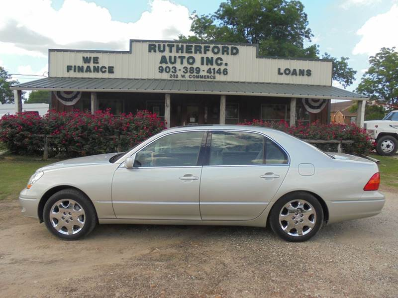 2003 Lexus LS 430 4dr Sedan - Fairfield TX