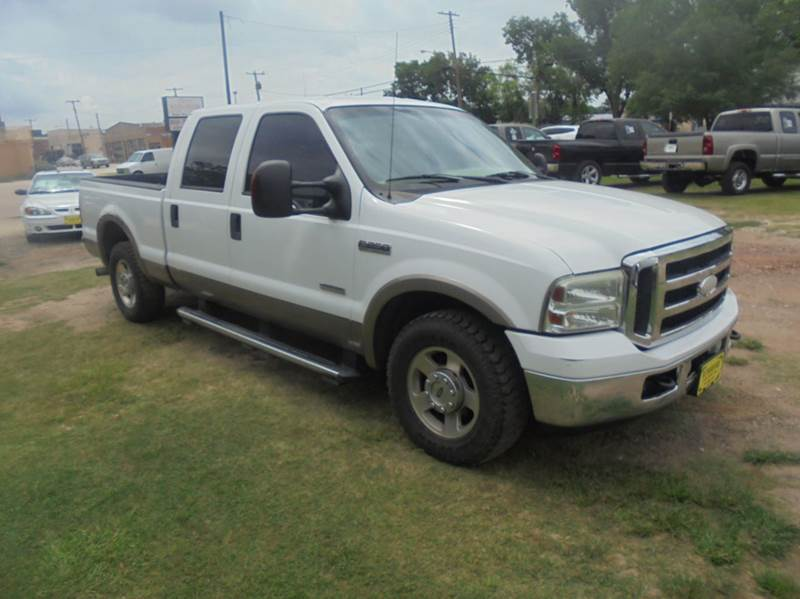 2006 Ford F-250 Super Duty Lariat 4dr Crew Cab SB - Fairfield TX