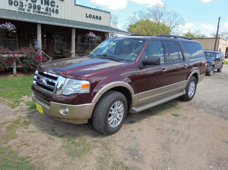 2011 Ford Expedition EL 4x2 XLT 4dr SUV - Fairfield TX